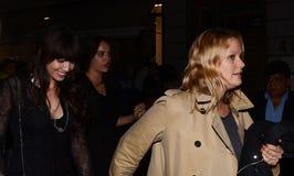 Margarida Lowe na noite da forma da moda para fora Fotos de Stock Royalty Free