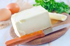 Margarine Photographie stock libre de droits