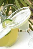 Margarita And Pitcher Royalty Free Stock Photography