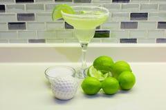 Margarita Cocktail fotos de stock