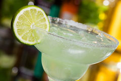 Margarita cocktail Royalty Free Stock Photos