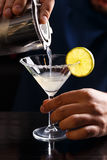 Margarita Cocktail photographie stock
