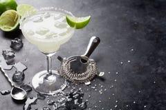 Margarita Cocktail Imagem de Stock