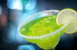 Margarita Cocktail Royalty Free Stock Images