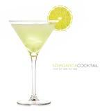 Margarita Cocktail. Frozen Drink Stock Images