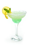 Margarita cocktail in a glass Royalty Free Stock Photography