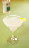 Margarita cocktail on a table Stock Photos