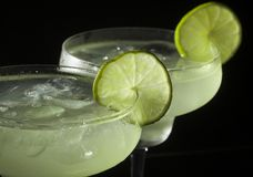Margarita Cocktail Royalty Free Stock Photo