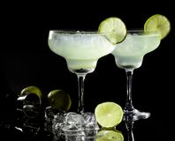 Margarita Cocktail Stock Images