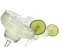 Margarita Cocktail Royalty Free Stock Photography