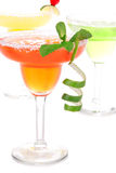 Margarita cocktails Royalty Free Stock Photo