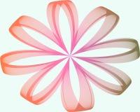 Margarita colorida del fractal Foto de archivo