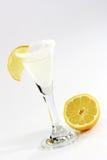 Margarita com limão Fotografia de Stock