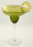 Margarita con calce fotografie stock