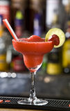 Margarita or Daiquiri cocktail Royalty Free Stock Photos