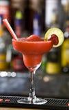 Margarita or Daiquiri cocktail royalty free stock photos
