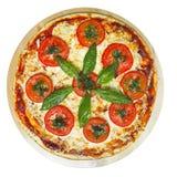 Margarita della pizza Fotografie Stock Libere da Diritti