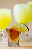 Margarita Drinks Royalty Free Stock Photography