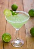Margarita en un vidrio Imagen de archivo