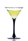 Margarita in glass Stock Image