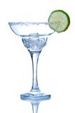 Margarita glass Royalty Free Stock Image