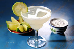 Margarita glass Stock Photos