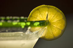 Margarita Lemon Royalty Free Stock Photo