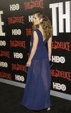 Margarita Levieva. Actress Margarita Levieva arrives for the New York premiere of HBO`s multi-part drama, `The Deuce,` The dramatic series follows the story of Stock Images
