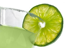 Margarita lime Royalty Free Stock Photography