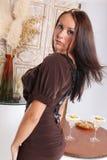 Margarita at the lounge Stock Image