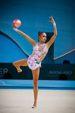 Margarita Mamun of Russia Stock Photography