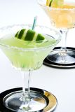 Margarita-Mischungscocktails Stockbilder