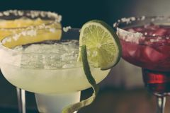 Free Margarita Mix Stock Photography - 112675122