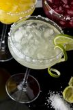 Margarita mix royalty free stock images
