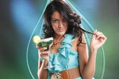 Margarita night Stock Images