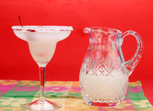 Margarita Pitcher Royalty Free Stock Photos