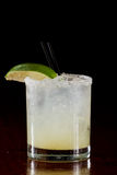 Margarita on the rocks Royalty Free Stock Photography