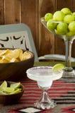 Margarita thuis royalty-vrije stock afbeelding