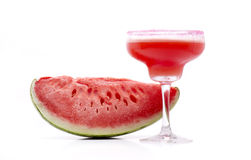 Margarita watermelon Stock Photos