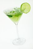 Margaritas with lime Stock Photo