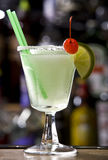 Margaritas with lime Stock Photos