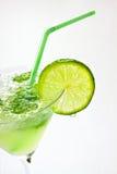 Margaritas mit Kalk stockfotos