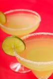 margaritas smakowici dwa zdjęcie stock
