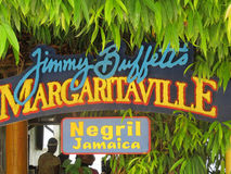 Margaritaville de Jimmy Buffett Imagen de archivo