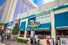 Margaritaville Las Vegas Nevada Lizenzfreies Stockfoto