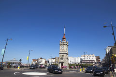 MARGATE, The clock tower Stock Photography