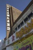 MARGATE, il segno iconico di Dreamland Immagine Stock Libera da Diritti