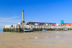 Margate Kent Anglia Obrazy Royalty Free