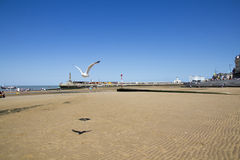 MARGATE, KENT, UK - AUGUST 8. 2015 Royalty Free Stock Photos