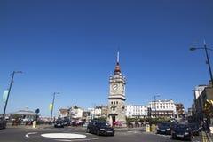 MARGATE, la torre di orologio Fotografia Stock